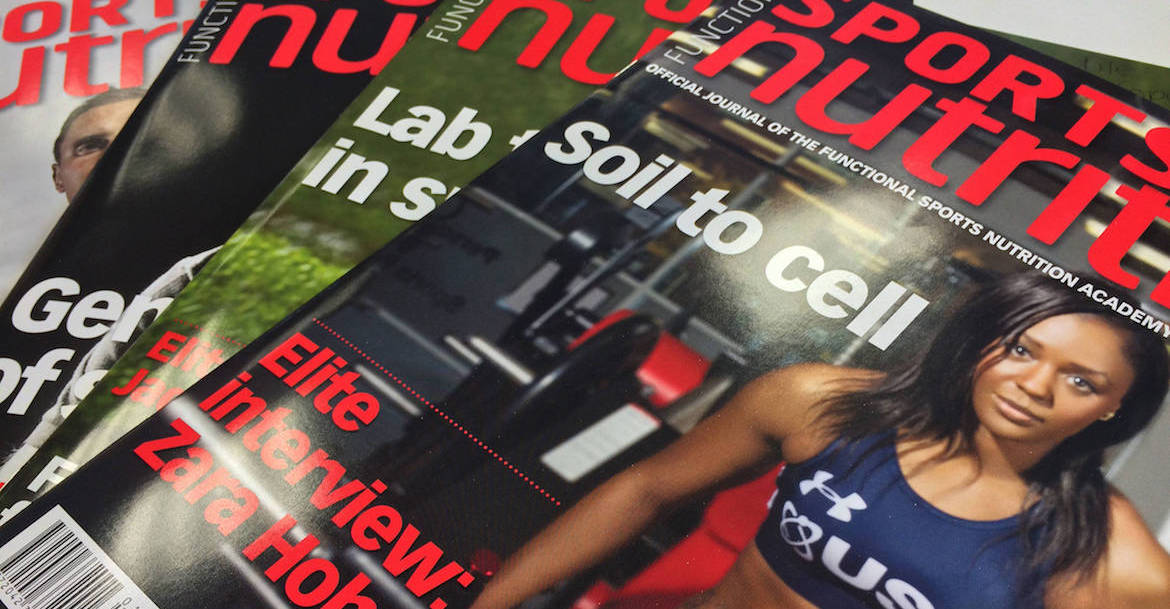 Functional Sports Nutrition Magazine